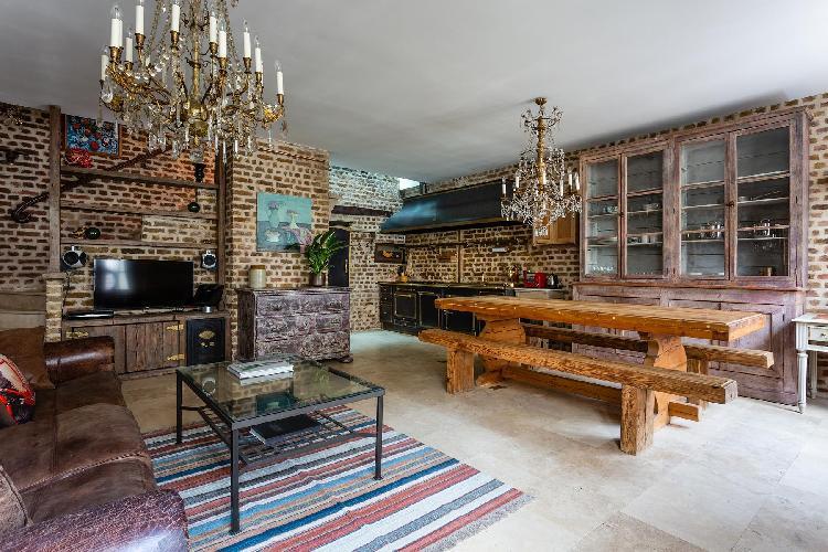 charming Knightsbridge - Ovington Mews luxury apartment, holiday home, vacation rental