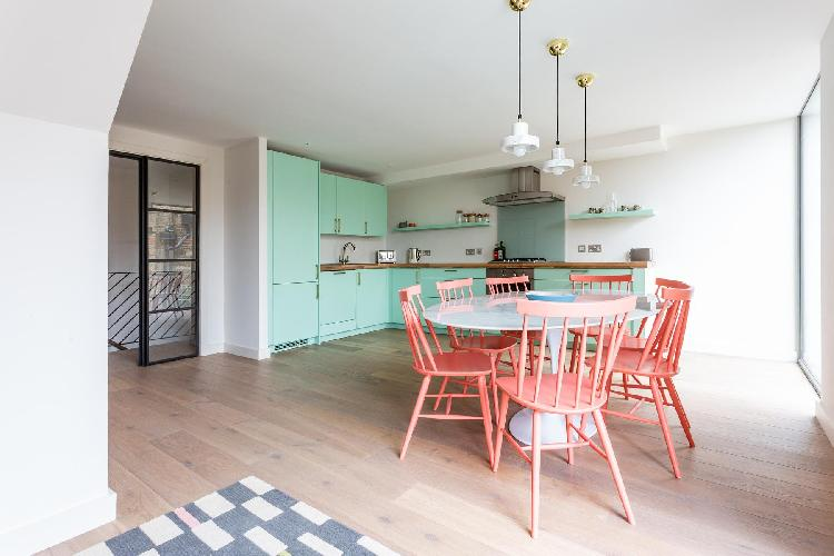 nice Ladbroke Grove - Hewer Street IV luxury apartment