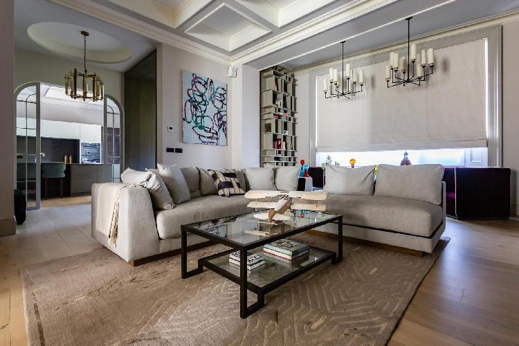 chic South Kensington - Thistle Grove luxury apartment