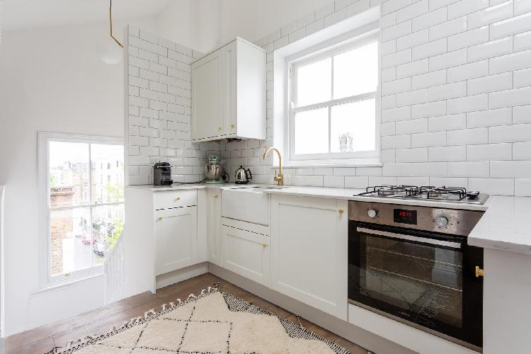 well-appointed Notting Hill - Westbourne Park Road XXIII luxury apartment