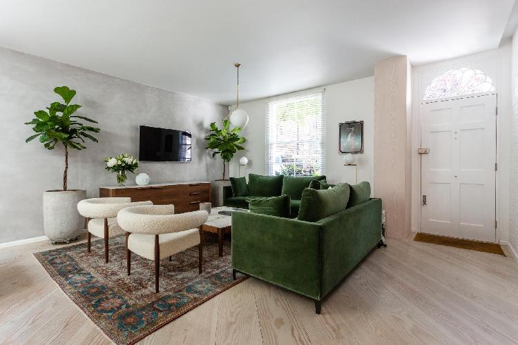 cool sitting area in Notting Hill - Portobello Road VIII luxury apartment