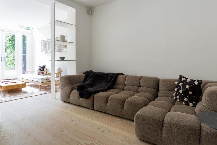 cool sitting area in Kensington Park Road VII luxury apartment