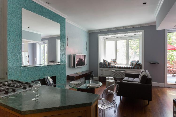pleasant New York Central Park Studio luxury apartment