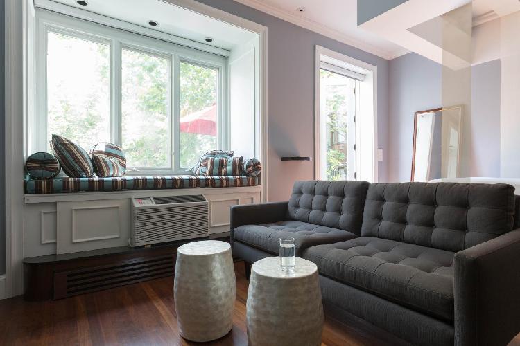 cozy New York Central Park Studio luxury apartment