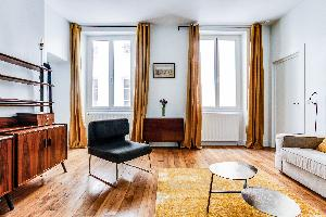 sunny and airy luxury apartment and vacation rental