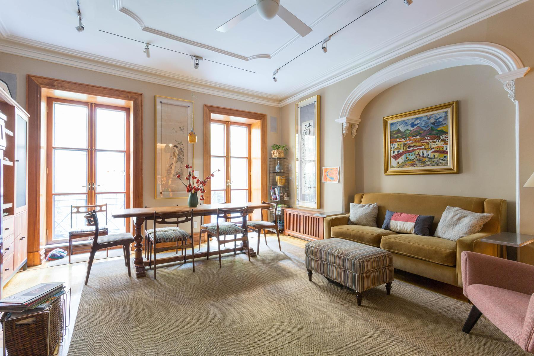 New York - West 22nd Townhouse