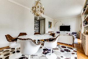 neat Ternes luxury apartment, vacation rental