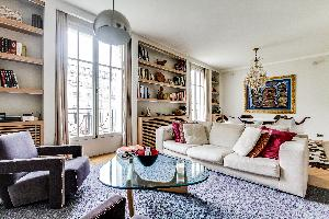 charming Ternes luxury apartment, vacation rental