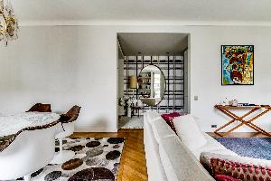 chic Ternes luxury apartment, vacation rental