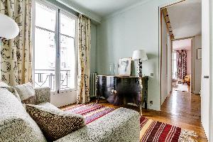 cool Ternes luxury apartment, vacation rental