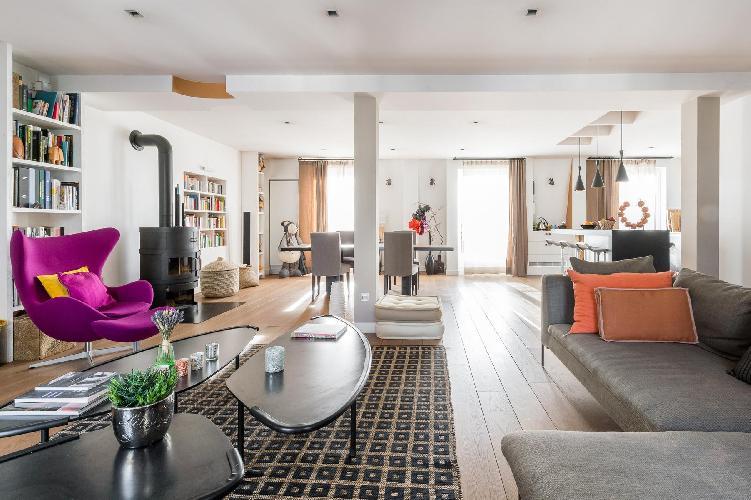 amazing Rue de la Victoire luxury apartment and vacation rental