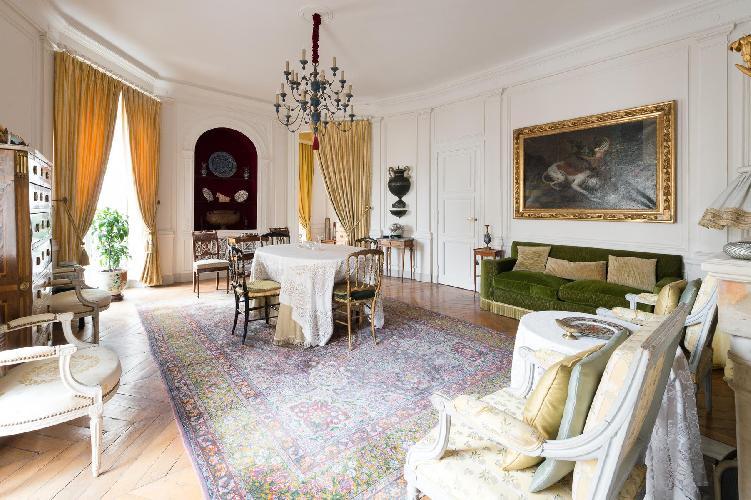 chic Saint-Germain-des-Prés - Rue Bonaparte  luxury apartment