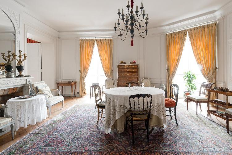 charming Saint-Germain-des-Prés - Rue Bonaparte  luxury apartment