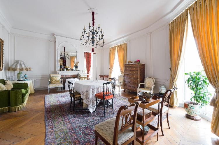 fabulous Saint-Germain-des-Prés - Rue Bonaparte  luxury apartment