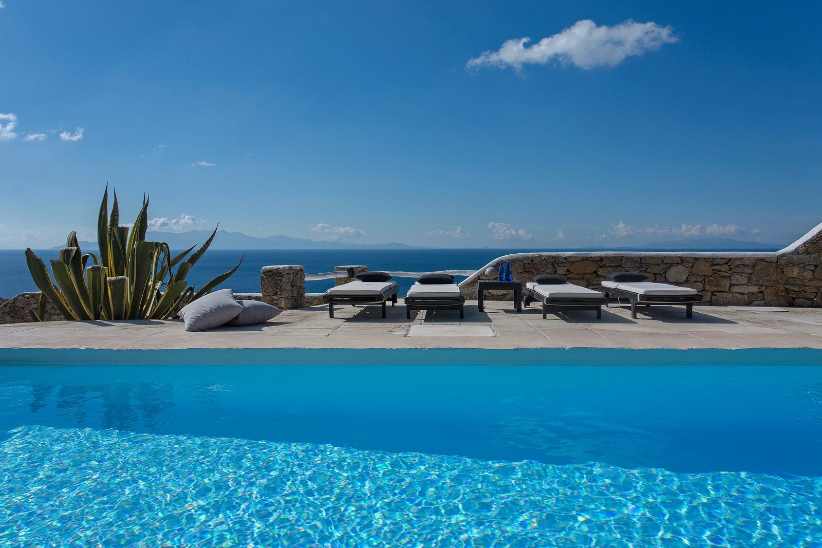 Villa Carina III, stylish and l;luxurious villa with amazing sea view by Elite Estates.
