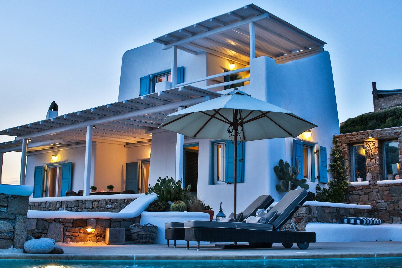 Villa Sunshine with breathtaking sea view and private pool by Elite Estates.