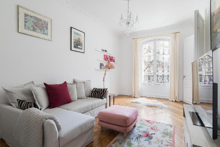 charming Parc Monceau - Avenue de Wagram IV luxury apartment