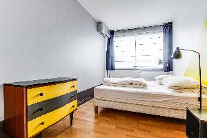 fresh bed sheets in Montparnasse - Premiere luxury apartment and vacation rental