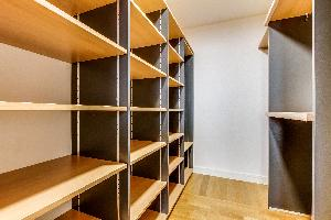 cool walk-in closet in Montparnasse - Premiere luxury apartment and vacation rental