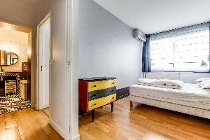 clean bed sheets in Montparnasse - Premiere luxury apartment and vacation rental