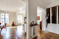 chic Saint Germain des Prés - Bonaparte luxury apartment