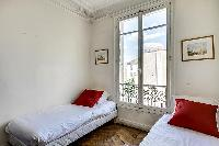 cool access to the balcony of Saint Germain des Prés - Bonaparte luxury apartment