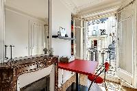 charming balcony of Saint Germain des Prés - Bonaparte luxury apartment