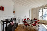 delightful dining in Saint Germain des Prés - Bonaparte luxury apartment