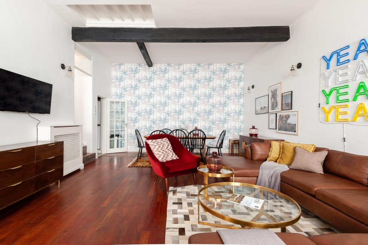 nice South Kensington Mews luxury apartment and vacation rental