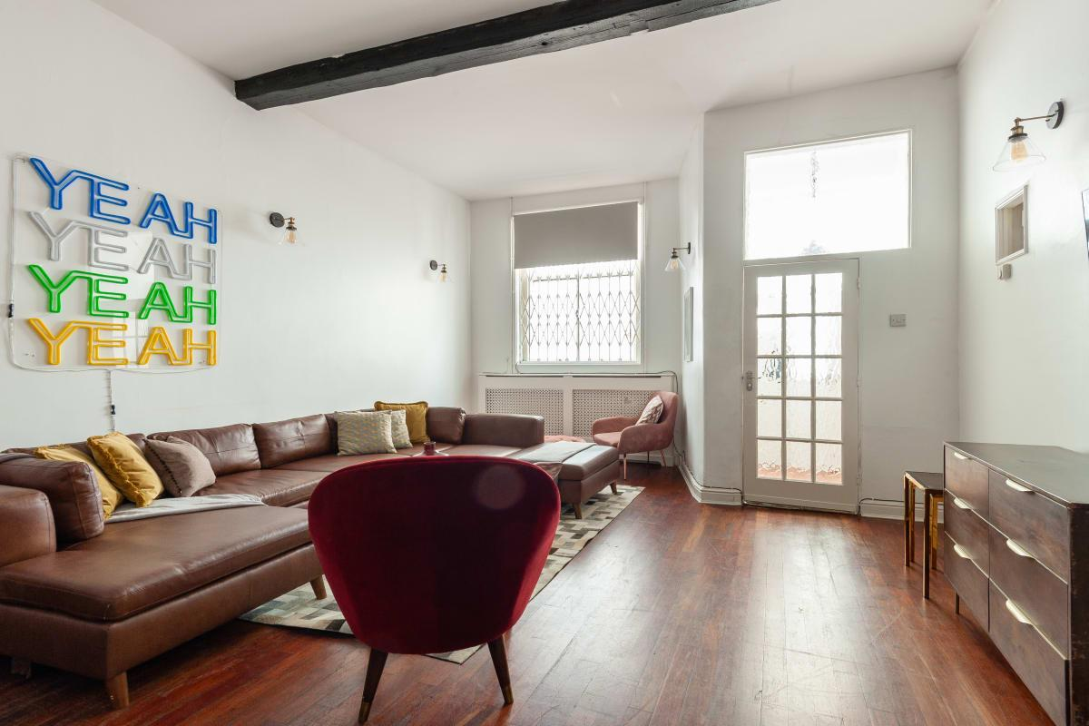 charming South Kensington Mews luxury apartment and vacation rental