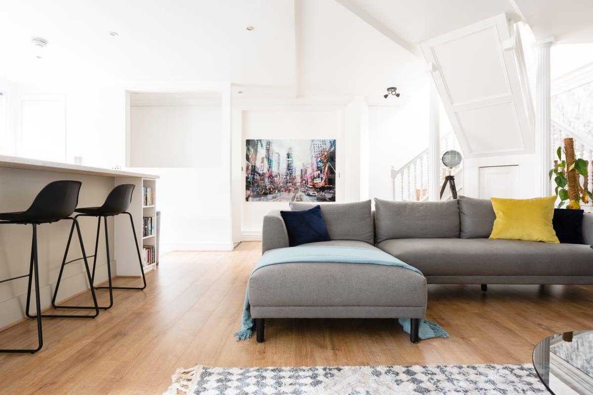 spacious Paddington Mews luxury apartment and vacation rental