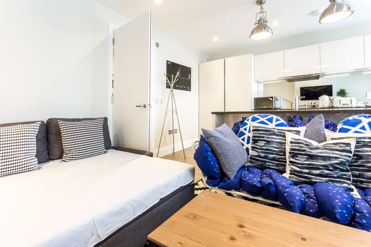 spacious Oxford Street Retreat luxury apartment and vacation rental