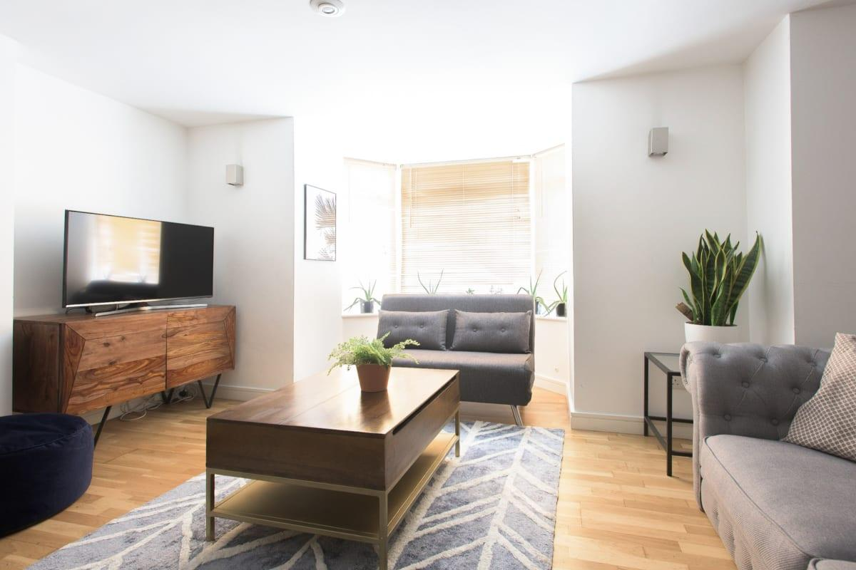 neat Paddington Maisonette luxury apartment and vacation rental