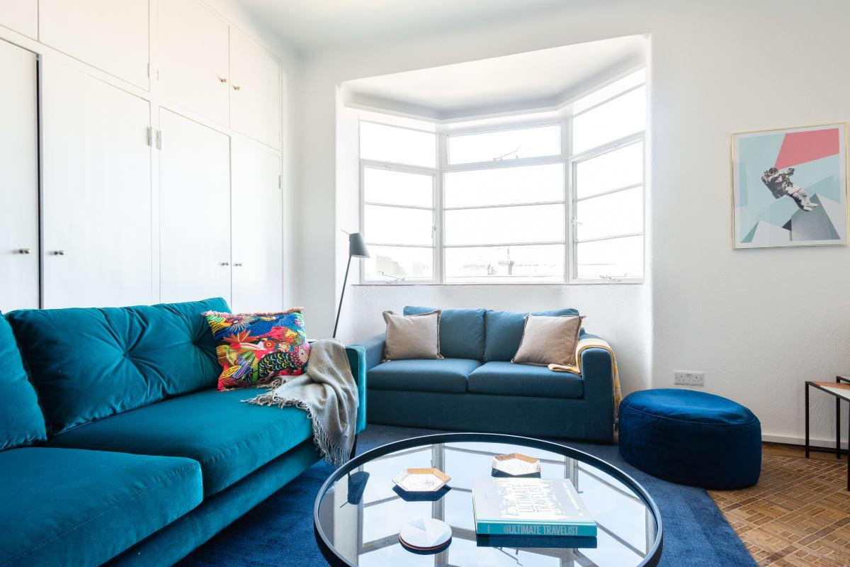 breezy and bright West End Penthouse - Fitzrovia luxury apartment and vacation rental