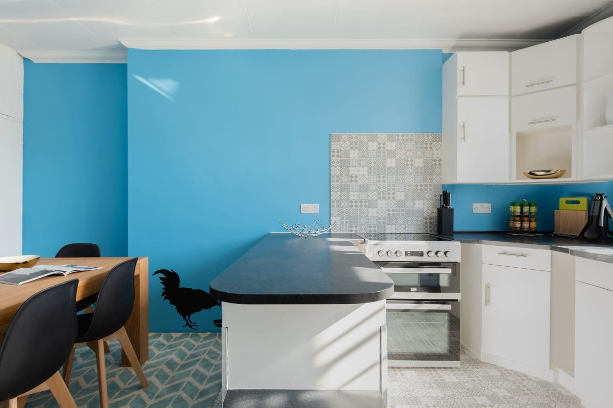 fully furnished West End Penthouse - Fitzrovia luxury apartment and vacation rental