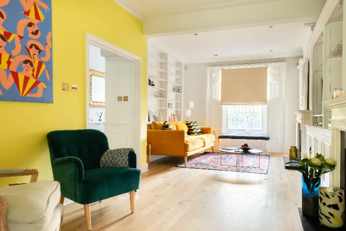 The Stamford Bridge Retreat - Modern 4BDR Chelsea Home and Garden