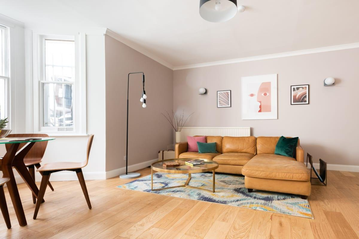 chic The Kensington Grove luxury apartment and vacation rental