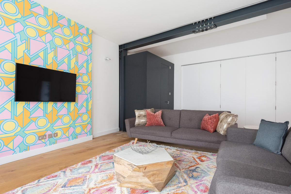neat Notting Hill Nook luxury apartment and vacation rental