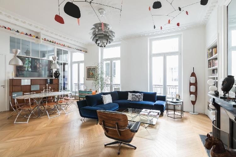 fabulous Boulevard de Bonne Nouvelle IV luxury apartment