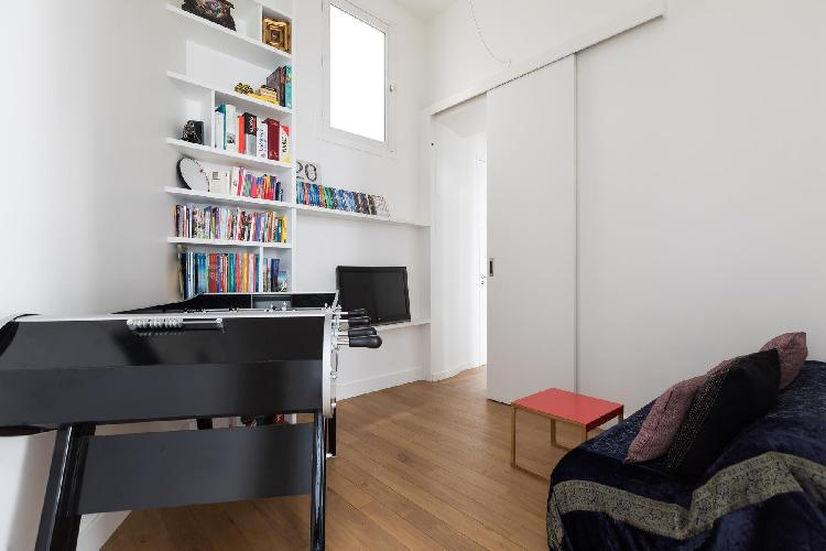 spacious Boulevard de Bonne Nouvelle IV luxury apartment