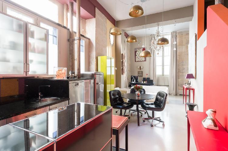 neat Le Marais - Impasse Guéménée Loft luxury apartment