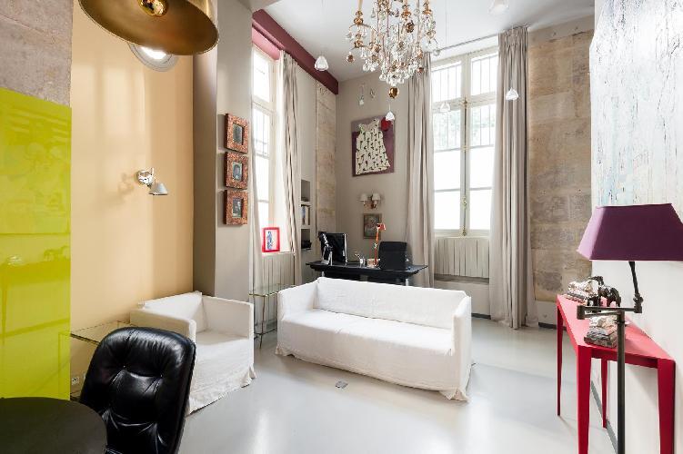 pleasant Le Marais - Impasse Guéménée Loft luxury apartment