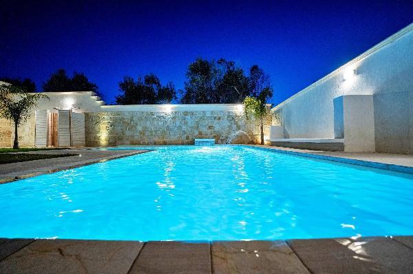 Luxury Villa Gargasole con Piscina Privata nel Salento