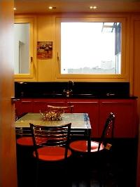 fully furnished Tour Eiffel - Place des Etats Unis luxury apartment