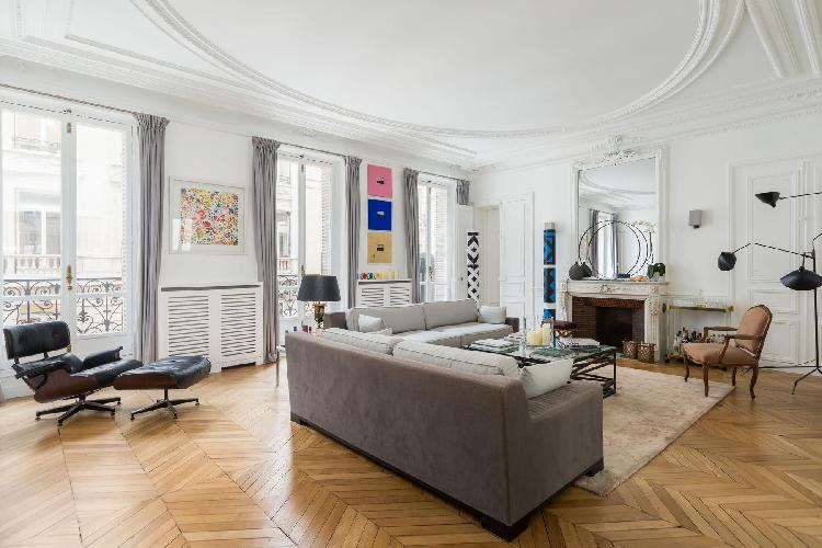 amazing Champs-Élysées Rue du General Foy II holiday home and vacation rental