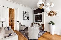well-appointed Brussels - Louise Stephanie III D luxury apartment
