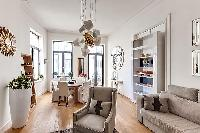 airy and sunny Brussels - Louise Stephanie III D luxury apartment