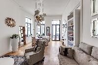 sunny and airy Brussels - Louise Stephanie III D luxury apartment