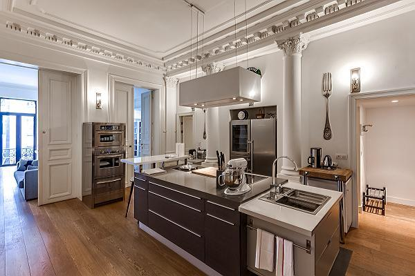 lovely Brussels - Louise Stephanie III D luxury apartment