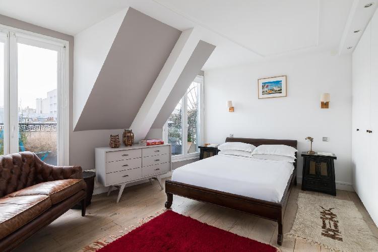 pleasant Louvre – Opéra - Rue du Sentier II luxury apartment